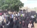 Quds Day Peacefull Procession Before Massacre - Hausa