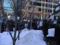 5th Calgary Protest- Tough Speech by Brother Mehdi - English
