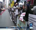 [18 Jan 2016] New York demo condemns Saudi crimes - English