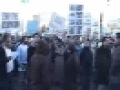 Protest at Stephen Harpers Calgary office for Gaza Part 4