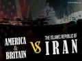 America & Britain VS The Islamic Republic of Iran   Leader of the Islamic Revolution   Farsi sub English