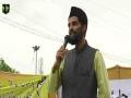 [Ahtejaji Alamatee Dharna 22 July 2016] Speech Br. Asad Zaidi - Urdu
