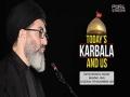 ُToday\'s Karbala and Us   Sayyid Hashim al-Haidari   Arabic sub English