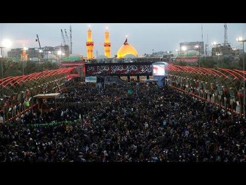 [22 November 2016]  Millions in Iraq\'s Karbala to observe Arba\'een   Press TV English