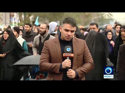 [22 November 2016] Iranians commemorate Arba'een   Press TV English