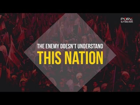 The Enemy Doesn\\'t Understand This Nation | Sayyid Hasan Nasrallah | Arabic sub English