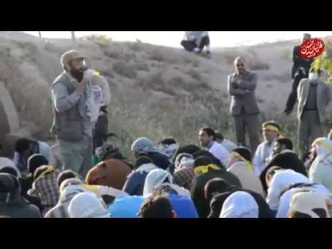 رضا نریمانی - هوای این روزای من هوای سنگره (فیلم راهیان نور) - Far