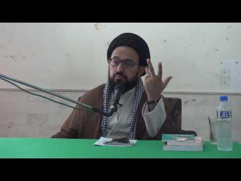 [Lecture] Topic: Baserat Agaahi, Ashabe Imam Ki Sifaat   H.I Syed Sadiq Raza Taqvi - Urdu
