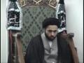 Maulana Nabi Raza Abidi - Imam Ali ibn Musa Reza - English and Urdu