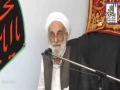 [Ramazan 1438/2017  Lecture - 10] Spk : H.I Allama Haider Ali Jawwadi - Urdu