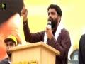 [Markazi Youm Al-QUDS Rally 2017]  Speech: Br Sarfaraz Hussain Naqvi | Karachi - Urdu
