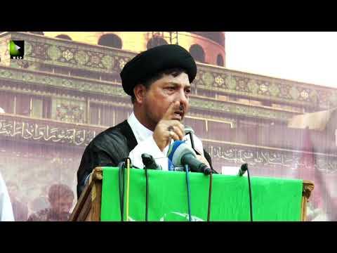 [Markazi Murdabad America Rally] Speech: Moulana Baqir Zaidi | 13 May 2018 - Karachi - Urdu