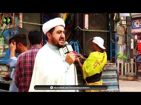 [Markazi Murdabad America Rally] Speech: Moulana Ahsaan Danish | 13 May 2018 - Karachi - Urdu