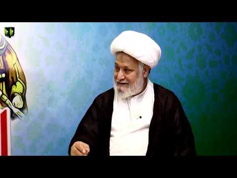 Special Talkshow:Wilayat aur Ghadeer خصوصی پروگرام:ولایت اور غدیر-Urdu