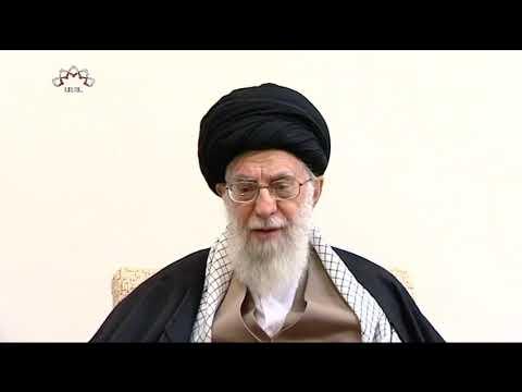 [01Jan2019] فلسطین کی یقینی کامیابی پر رہبرانقلاب اسلامی کی تاکید  - Urdu