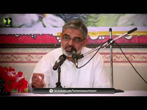 [Clip] سیرت معصومینؑ کی پیروی کے مراحل   H.I Syed Ali Murtaza Zaidi - Urdu