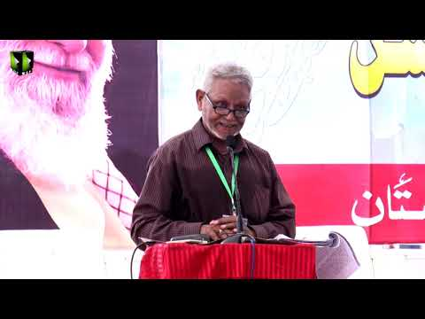 [Speech] Muhammad Kazim Naqvi | Noor-e-Wilayat Convention 2019 | Imamia Organization Pakistan - Urdu