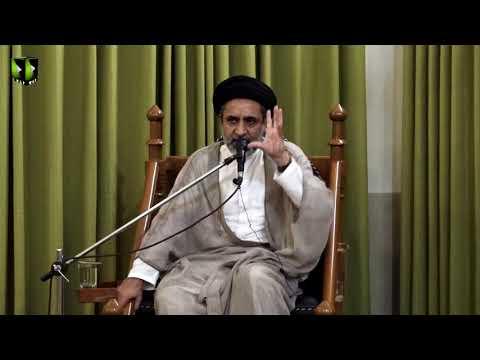 [Lecture 2] Topic:  امام زمانہ عج اور قرآن   H.I Muhammad Haider Naqvi   Mah-e-Ramzaan 1440 - Urdu