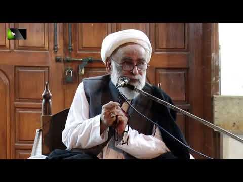 [30th Majlis-e- Barsi Imam Khomeini] H.I Haider Ali Jawadi   15 June 2019 - Urdu