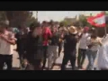 Israel Zionists Army shoots peaceful demonstrators - English