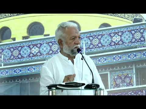 [Speech] Khawar Raza | Umeed e Inqilab e Noor | Certificate Distribution Ceremony | 04 Aug 2019 - Urdu