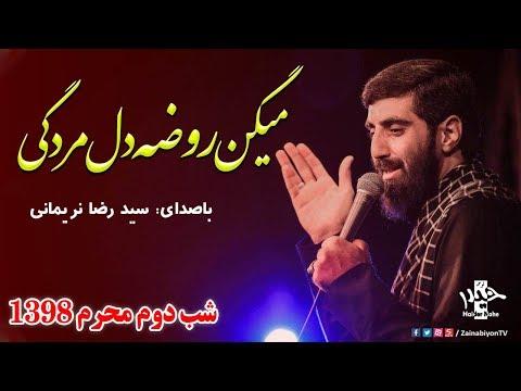 میگن روضه دل مردگی - سید رضا نریمانی   Farsi