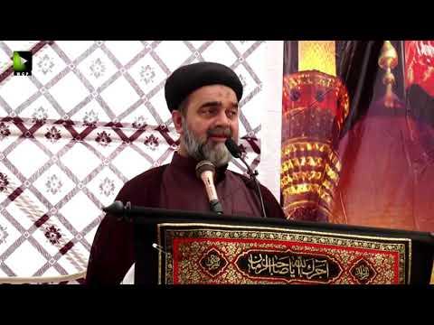 [Youm-e-Hussain as] H.I Muhammad Ali Naqvi |  Jinnah Hospital | Safar 1441 - Urdu
