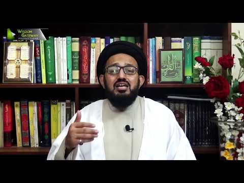 1st Ziqad Ta 10th Zilhajj Sair o Sulook Or Qurb-e-Elahi Kay 40 Ayaam | H.I Syed Sadiq Raza Taqvi - Urdu