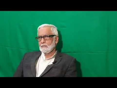 [Lecture] Azmaish Kia hai Syed Hussain Moosavi | Sindhi