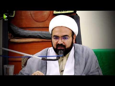 [Clip] Imam Mehdi (aj) Fitnoo or Bidatoon Ka Khatma Kis Tarah Say Karain Gay? | H.I Ali Asghar Saifi - Urdu