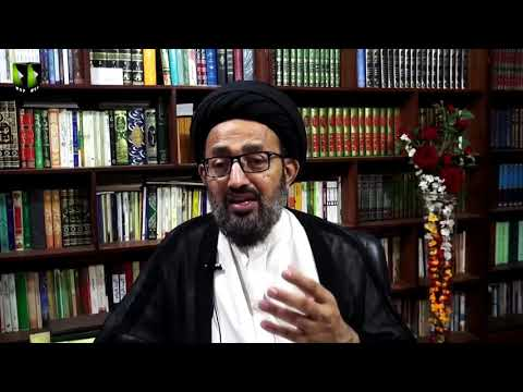 Surah Jumma - Part 1 | Tafsir-e-Quran Baraey Nojawan | H.I Sadiq Raza Taqvi - Urdu