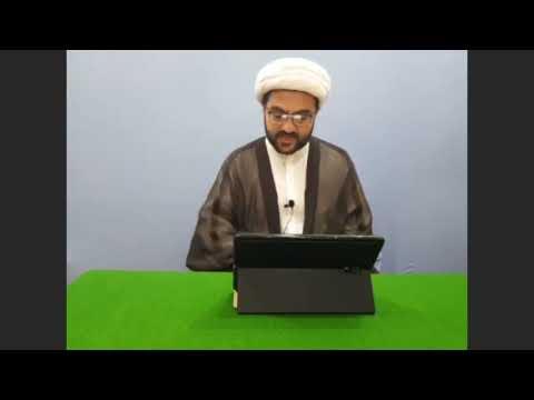[17] Dua o Munajat   Dua Imam e Asr & Duae Ahad   H.I Muhammad Nawaz   17th Ramazan 1441-11 May 2020 - URDU