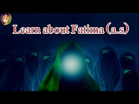 Bibi Fatima Majlis 1 2020 - English
