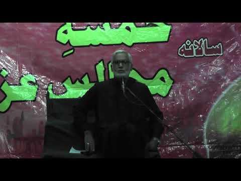 [Majlis Khmasa Aza P III] Sarmaydarano Nizam | Syed Hussain Moosavi | Sindhi