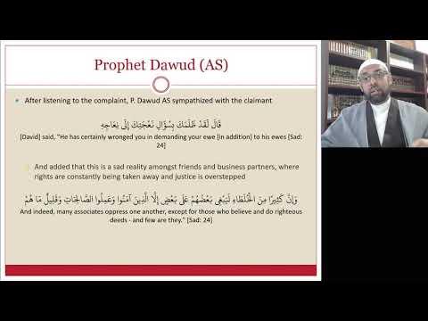 [Ramdhan Lecture IV ] Stories From Quran | Sheikh Jaffer H Jaffer | English