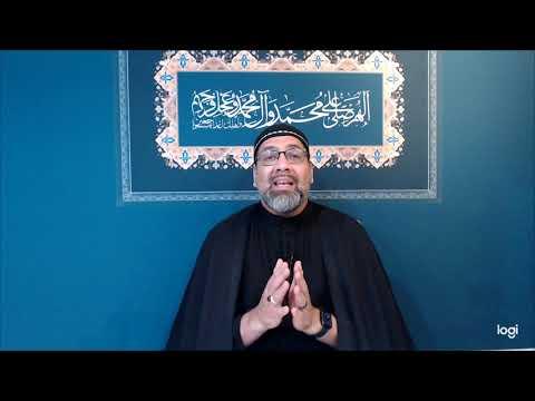 III   Ramadhan: Worship As An Outlet   Syed Asad Jafri   English