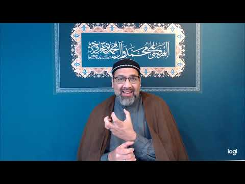 IV   Ramadhan: Worship As An Outlet   Syed Asad Jafri   English