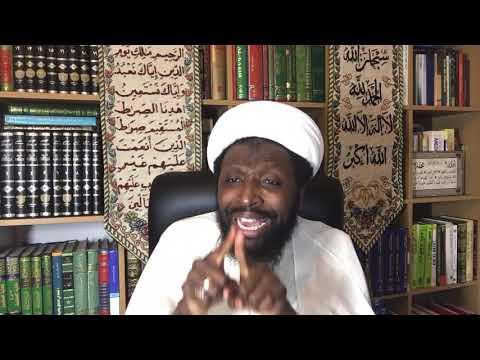 [I] Personality of Imam Hasan - Sheikh Nuru Mohammed   English