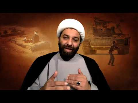 [Majlis] Jannatul Baqi & Palestine Intifada | Shaykh Ali Qumi | Urdu