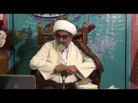 [Dars 4] سلسلہ درس اخلاق    لعلکم تتقون    H.I Raja Nasir Abbas    Mah -e- Ramzaan 1442 - Urdu