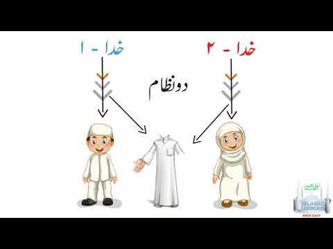 AQAID | TAUHEED | LESSON 9 | Aik sy Ziada KHUDA hoskty hen?  | کیا ایک سے زائد خدا موجود ہیں؟ | Urdu