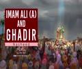 Imam Ali (A) and Ghadir | Nasheed | Farsi Sub English
