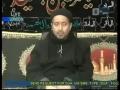 H.I. Jan Ali Shah Kazmi - Emotional Intelligence - Majlis 1 - Muharram 1431 - English Urdu