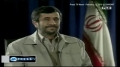 President Ahmadinejad (HA) Says Era Of Using Nuclear Weapons Is Over - 13Feb10 - English