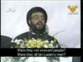 Nasrallah speaking on Martyrs Day - Arabic sub English