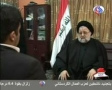 Interview with Syed Hussain Sadr - Leader of Iraqi Ulema - Arabic