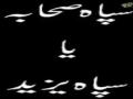 Sipah Sahaba-e-Yazeed - The Enemies of Shia & Sunni Unity - Urdu Presentation