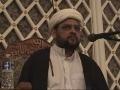 Sheikh Baig - 8 Ramazan 2010 - Shaitaan and how he misguides Mankind - English