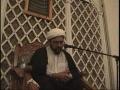 H.I. Maulana Baig - 14 Ramazan 2010 - Shaitaan and how he misguides Mankind - English
