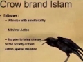 ** Reality ** - Brands of Islam as birds - English